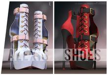 [Enchante'] - Alexis Shoes - FATPACK HUD