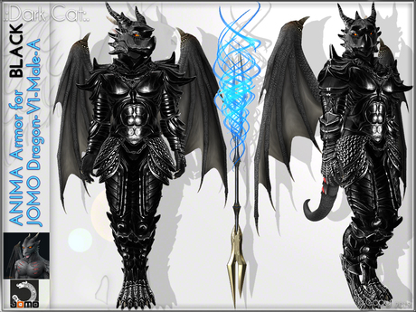 Second Life Marketplace Dark Cat Jm Anima Jomo Dragon Armor Black See which dragons combos are best to breed the black armor dragon in dragon mania legends! http mcrouter digimarc com imagebridge router mcrouter asp p source 101 p id 10101 p typ 2 p did 0 p iid 1092004 p att 5