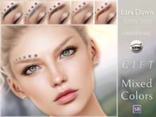 Eyebrows, Catwa: LaraDawn.GlitterStars.GIFT.01