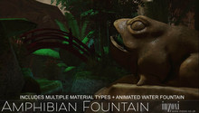 [inZoxi] - Amphibian Fountain Box