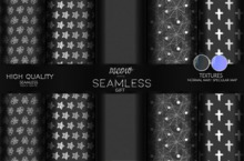 TEXTURES MEOW SEAMLESS FULL PERM PACK 12 GIFT