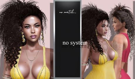 no.match_ ~ NO_SYSTEM ~ Pack of BLACKS