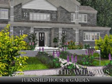 TMG - THE WILLOWS FURNISHED HOUSE & GARDEN*