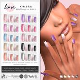 LIVIA Kimbra Bento Nails [Rigged]