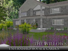 TMG - THE WILLOWS UNFURNISHED HOUSE & GARDEN*