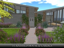 TMG - BELLEVIEW FURNISHED HOUSE & GARDEN with 247 Animations