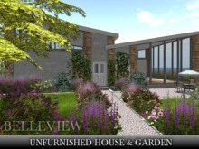 TMG - BELLEVIEW UNFURNISHED HOUSE & GARDEN with 87 animations