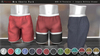 'TD' Varus Men Shorts PACK (Legacy-Belleza-Signature Gianni)