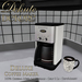 Mesh Deluxe Coffee Maker - Only 3 Li!