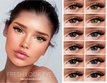 .{AB}. Fresh look Eyes (Genus/Omega)