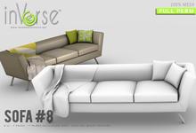 nVerse® MESH - Sofa #8 full permission