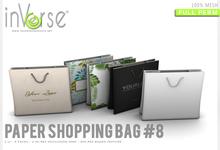PAPER SHOPPING BAG #1 full permission bxd