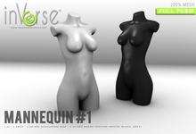 MANNEQUIN #1 full permission bxd