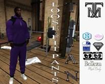 *TM* Cody Sweat Suit Purple