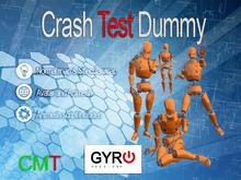 crash test dummy V1.1*