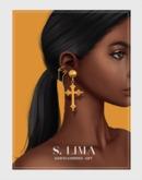 S. Lima - Mariya Earrings ( Gift! )
