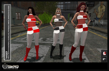 [RnR] Swag Twiggy Outfit [Set v2] 3 Outfits for Price of 1!! Promo!