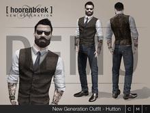[ hoorenbeek ] NG Outfit - BOX - Hutton - DEMO