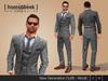 Complete Outfit - Alcott - Signature, Belleza, SLink, Classic Avatar