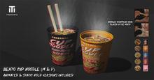 Tredente // Cup Noodles [EXTRA SPICY]
