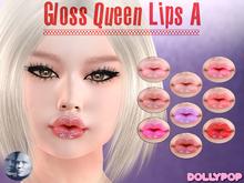 ~Dollypop~ Gloss Queen Lips A GENUS HD Lips