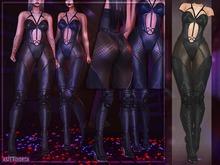 AsteroidBox. Erebus Outfit - Black