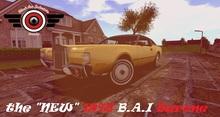 [B.A.I] 1972  Barone Continental