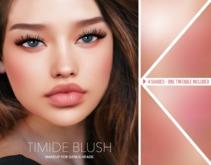 .{AB}. Timide Blush (Genus/Omega)