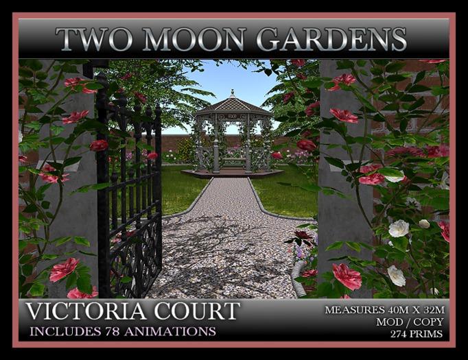 TMG - VICTORIA COURT* Landscaped Garden Park