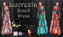 Continuum Lucrezia Beach dress
