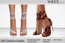 VRW Gladiator Sandals Maitreya Slink Ocacin