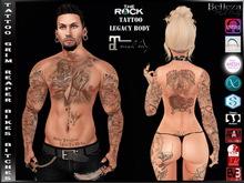 [HUD] Unisex Tattoo Applier - Grim Reaper & Bikes Bitches