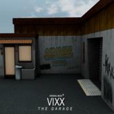 VIXX - The Garage - Backdrop