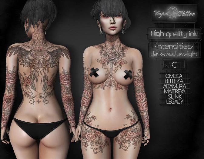 .: Vegas :. Tattoo Applier Belief
