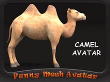 CAMEL AVATAR
