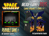 = Space Invaders = Arcades Games 2015 [BOX]