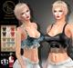 Arisarisb w coal20 treasure ruffle top vendor market