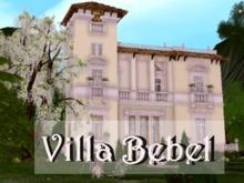 villa Bebel