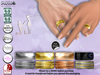 [SuXue Mesh] Ses For Bento & Classic Hands UnRigged Wedding Bands Hud Resize Marriage Proposal Pose Female & Male