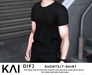 KAI - T-shirt DIFJ - [FATPACK]