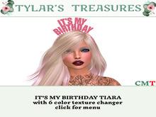 .:TT:. IT'S MY BIRTHDAY TIARA ADD ME!