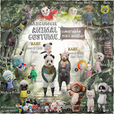Mikunch Animal Costume Mini 8/ Rhythmic Gymnastics / Pig