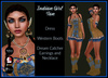 [DB] Native American Costume Tan - Complete Outfit - Slink, Maitreya, Belleza