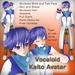 Audax Inc. Vocaloid Kaito Anime Avatar