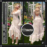 [RnR] Swag Double Take Resmay Fall Dress Outfit [Maitreya Only!]