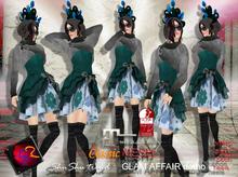 ShuShu GLAM AFFAIR dress + bolero GIFT/DEMO - Maitreya & Classic mesh