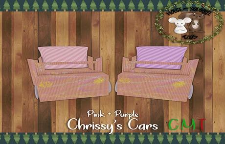 -M&S Kids- -M&S Kids- Chrissy's Cardboard Car Girls [Add Me]