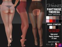 VANNIES Pantyhose Theresa Open Crotch (Applier for Belleza, Maitreya, Slink, Omega)