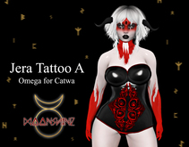 ::moonshine:: Jera Tattoo / Omega