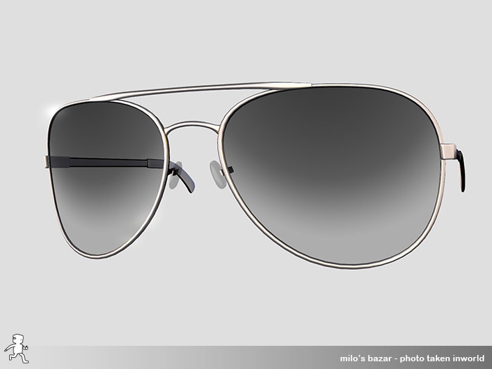 Aviator Sunglasses Curved Ed.